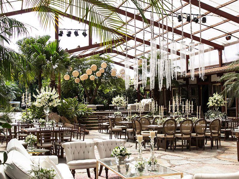 Espaços de casamento em Minas Gerais Espaço Província