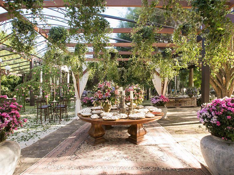 Espaços de casamento em Minas Gerais Pousada Villa Paolucci