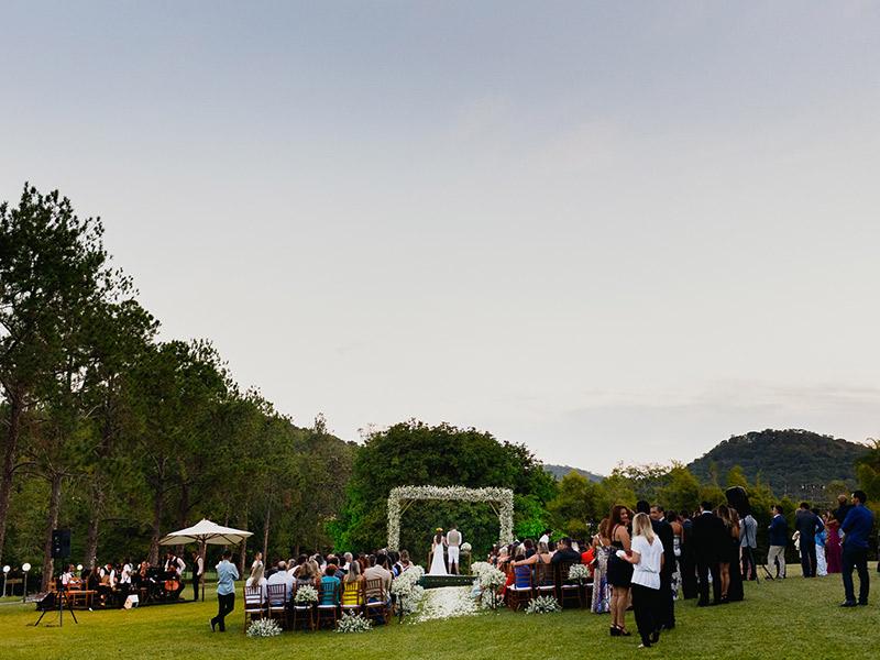 Espaços de casamento em Minas Gerais Sítio Bodocó