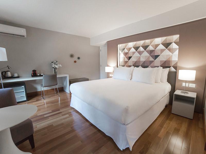 Hotéis de núpcias em Curitiba NH Curitiba The Five