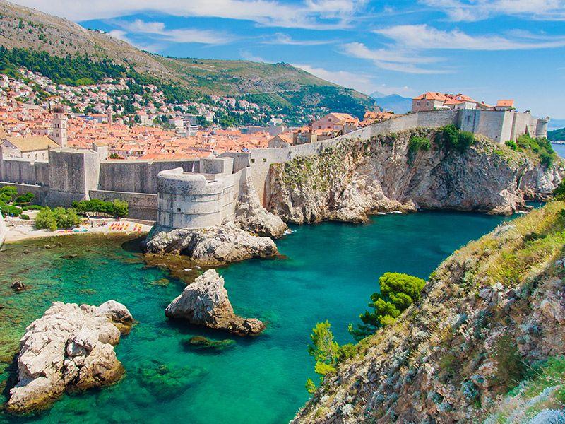 Lua de mel com as paisagens de Game of Thrones Croácia