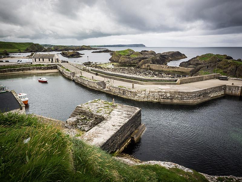 Lua de mel com as paisagens de Game of Thrones Irlanda do Norte
