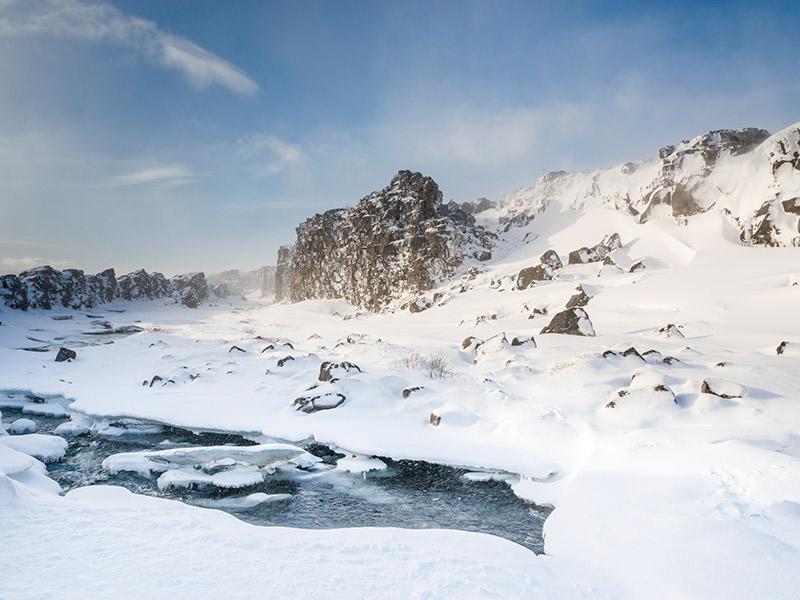 Lua de mel com as paisagens de Game of Thrones Islândia