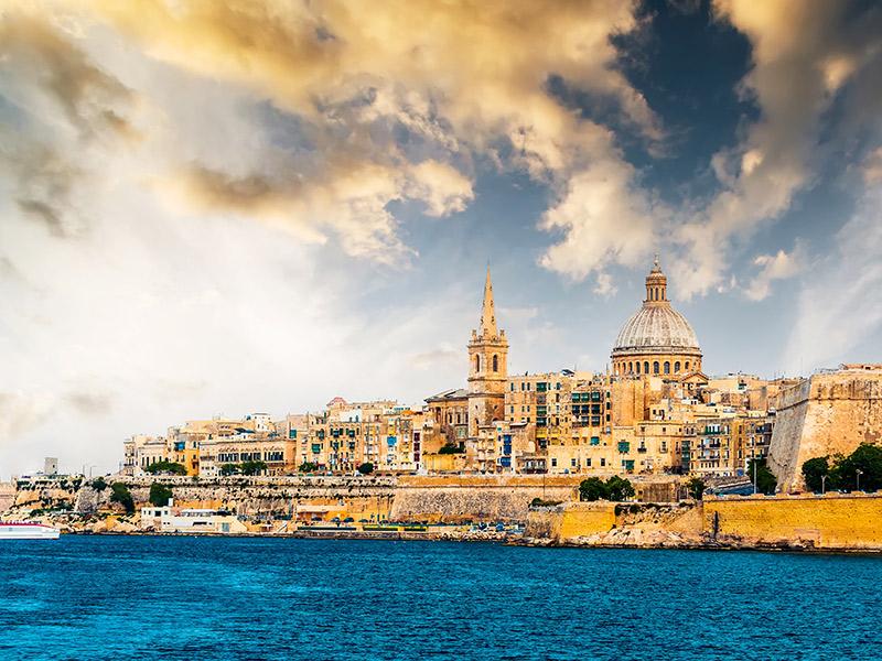 Lua de mel com as paisagens de Game of Thrones Malta