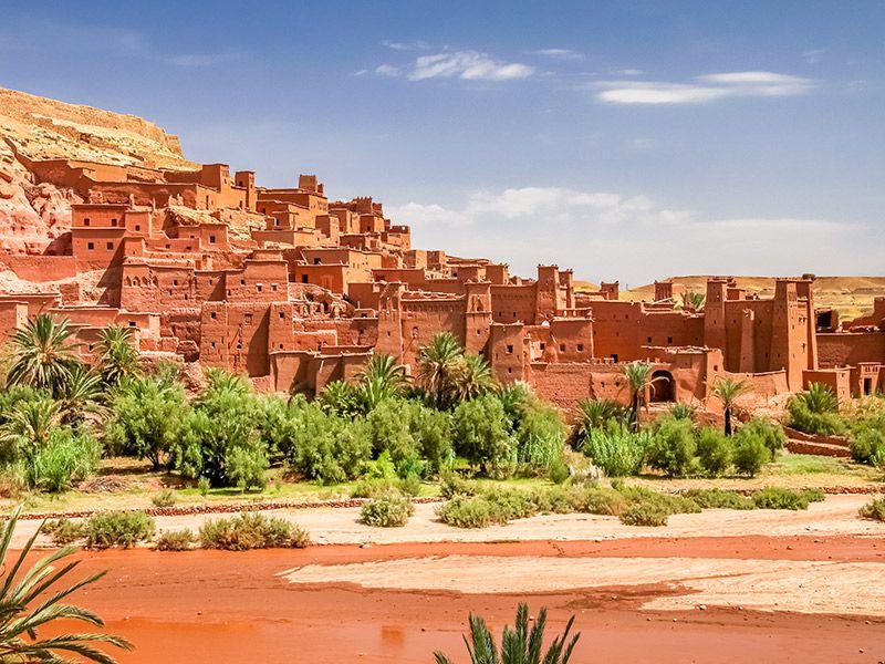 Lua de mel com as paisagens de Game of Thrones Marrocos