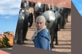 Lua de mel com as paisagens de Game of Thrones
