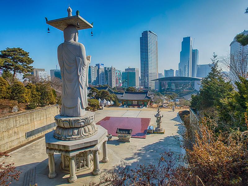 Lua de mel sense 8 Coreia do Sul