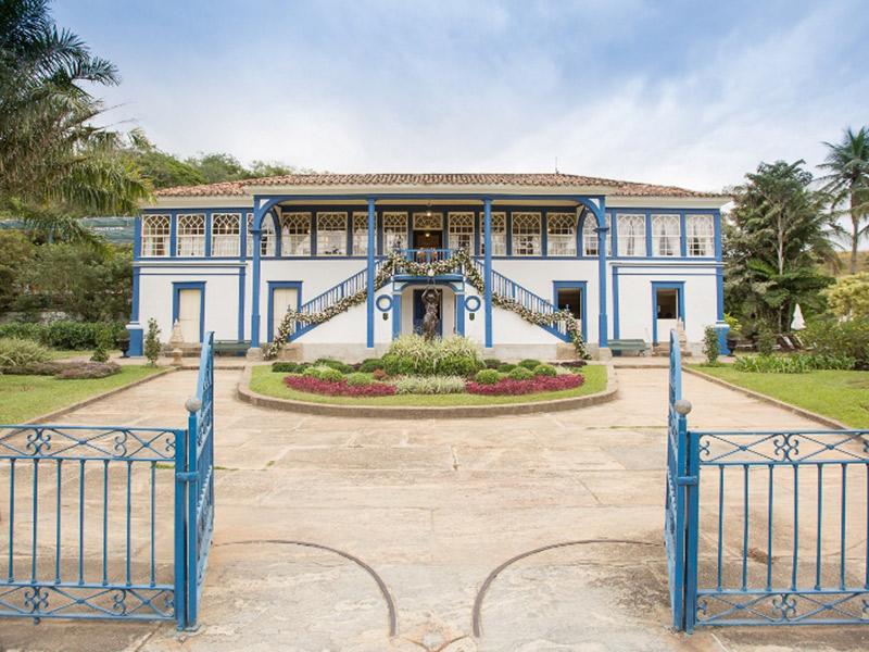 Lugares para casar no Rio de Janeiro Fazenda São Luiz da Boa Sorte
