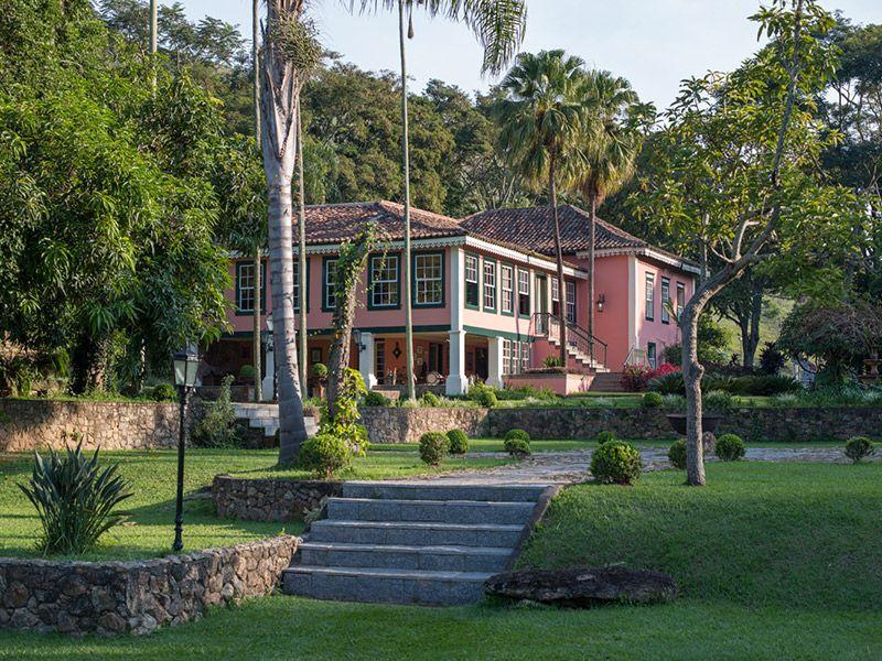 Lugares para casar no Rio de Janeiro Fazenda União