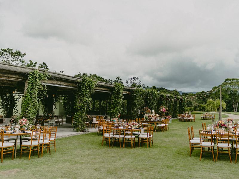 Lugares para casar no Rio de Janeiro Galeria Jardim