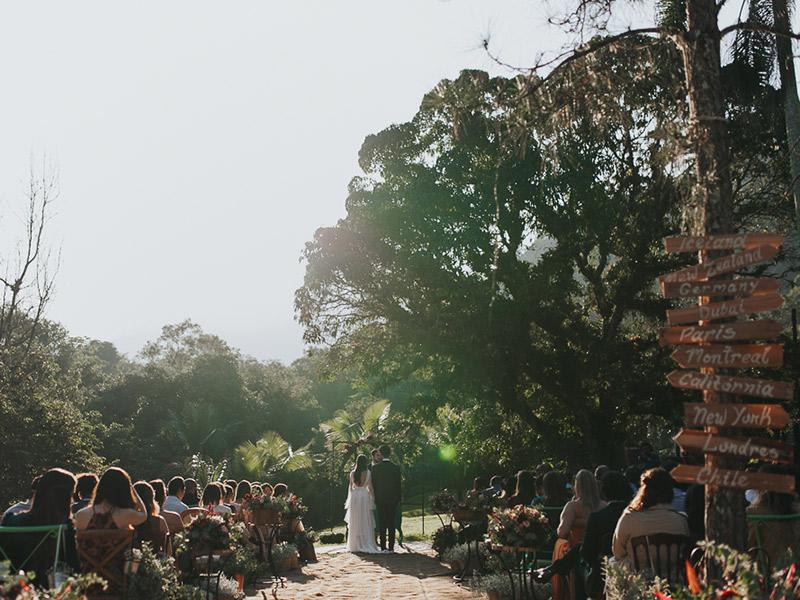 Lugares para casar no Rio de Janeiro Nosso Celeiro