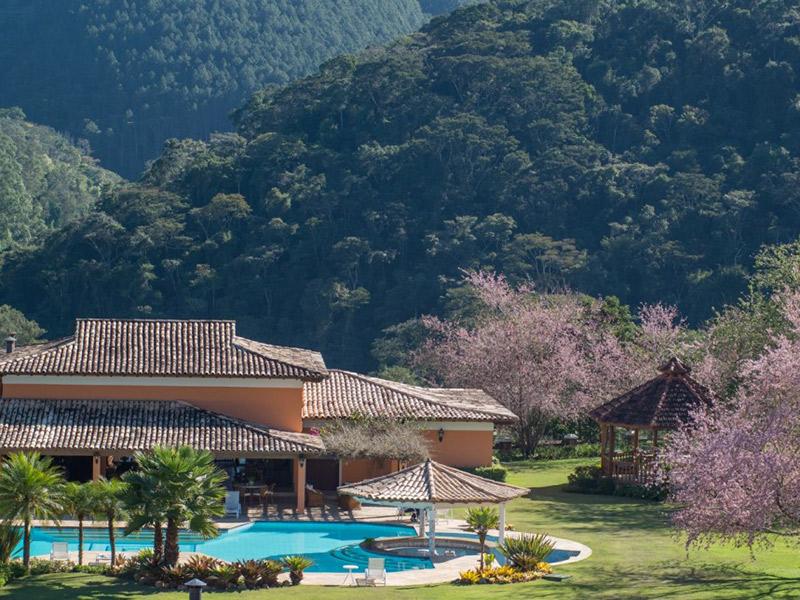 Lugares para casar no Rio de Janeiro Quinta da Paz Resort