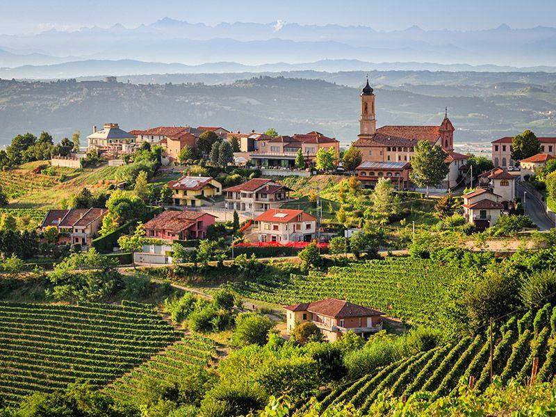 Para casar na Itália Piemonte