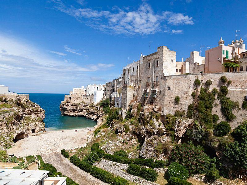 Para casar na Itália Puglia