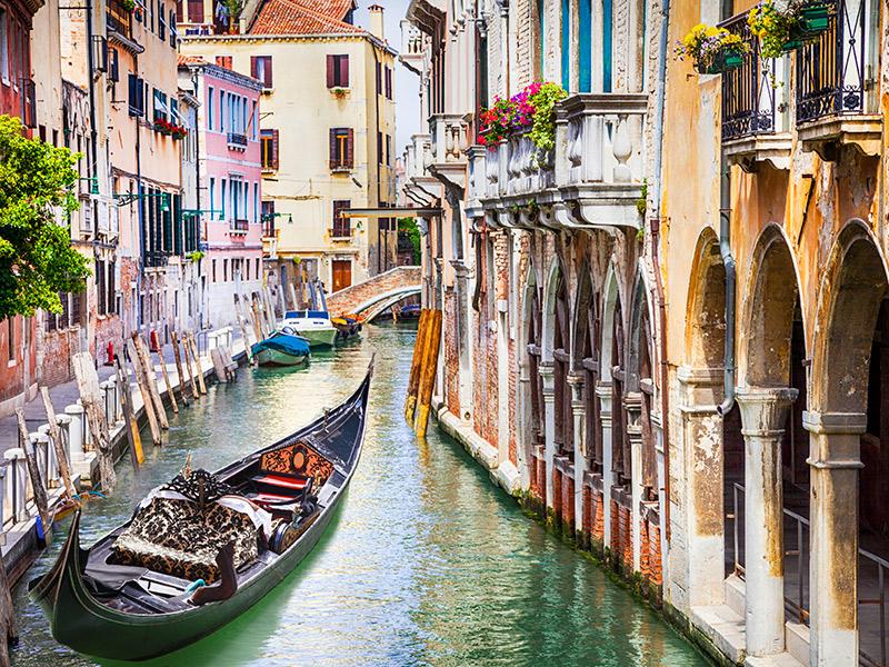Para casar na Itália Veneza