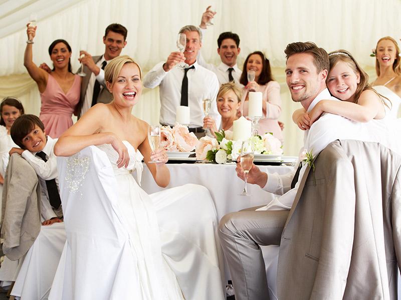 Quem paga pelo casamento?