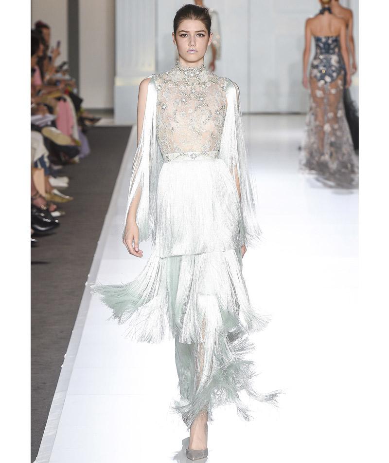 Vestidos de noiva surpreendes Glamour retrô