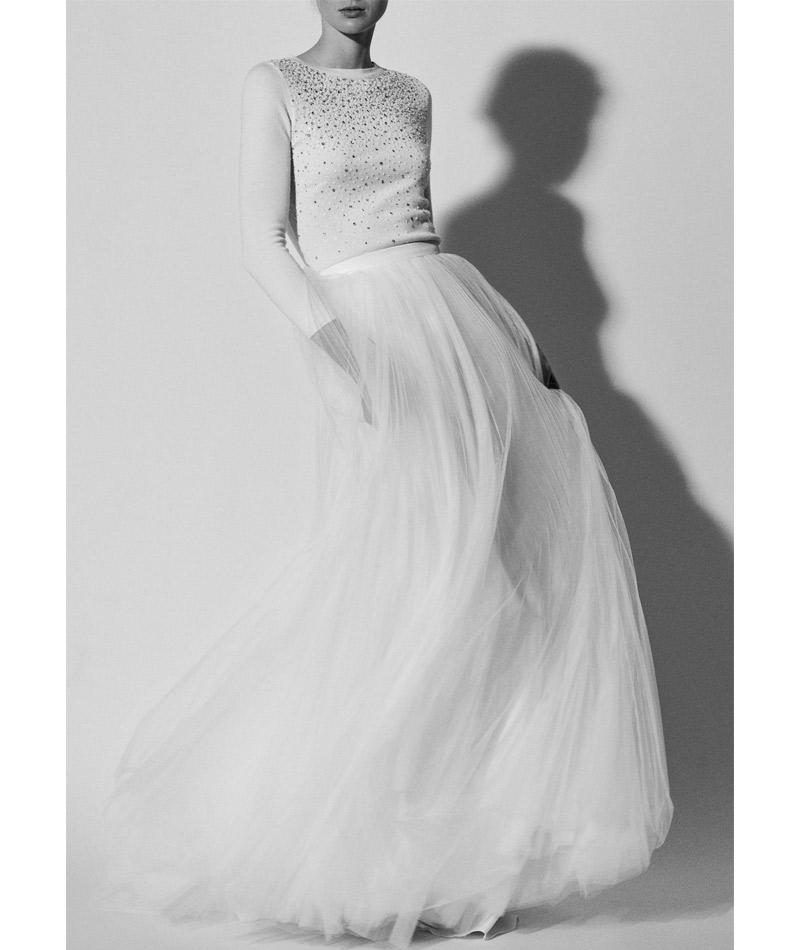 Vestidos de noiva surpreendes chic simples