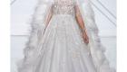 Vestidos de noiva surpreendes manto real