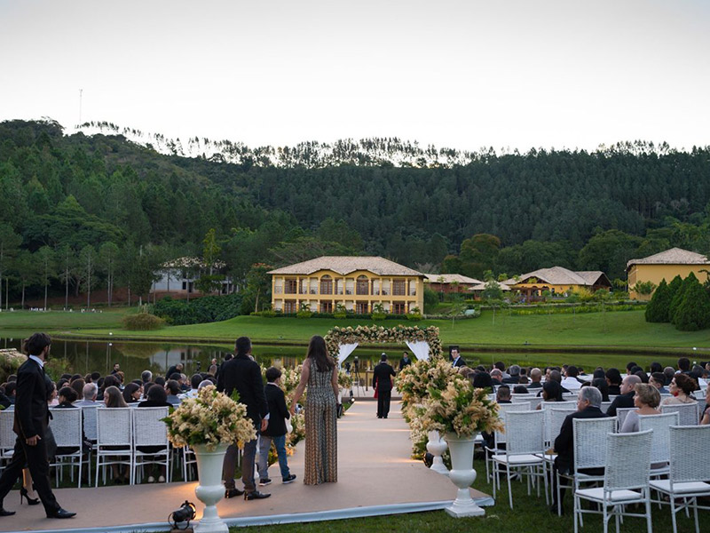 Casamento no campo em Minas Gerais Haras Morena Resort