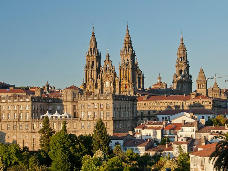Destination wedding Europa Espanha Santiago de Compostela