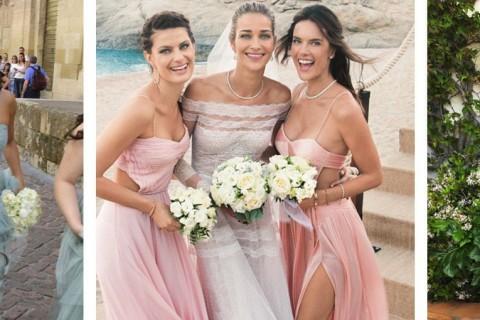 Looks de celebridades para madrinha de casamento