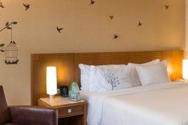 Noite de núpcias em quarto de hotel Mediá Brasil 21