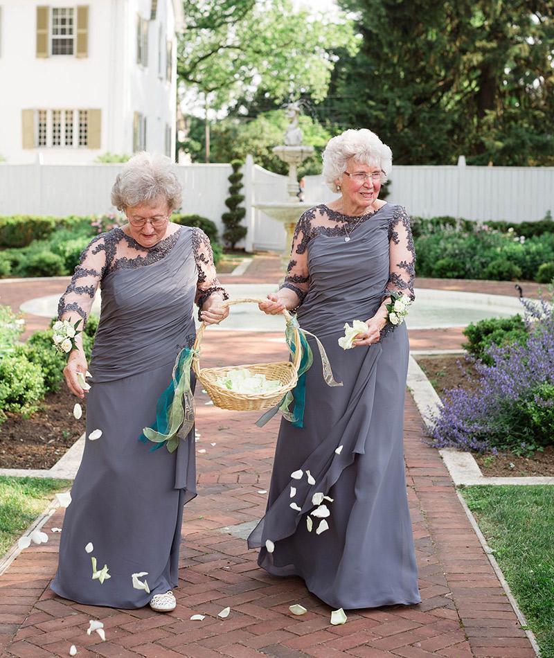 Tradições de casamento o que mudou flower girl