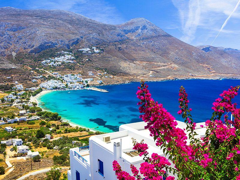 6 Ilhas Gregas Para Uma Lua De Mel No Para 237 So