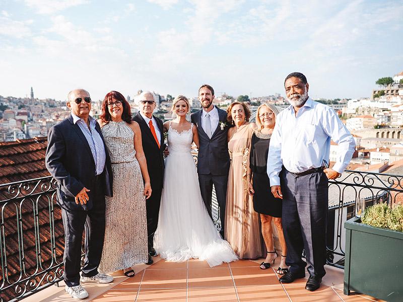 Casamento em Portugal pais dos noivos
