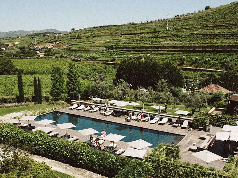 Lua de mel emPortugal hotel spa Six Senses Douro Valley