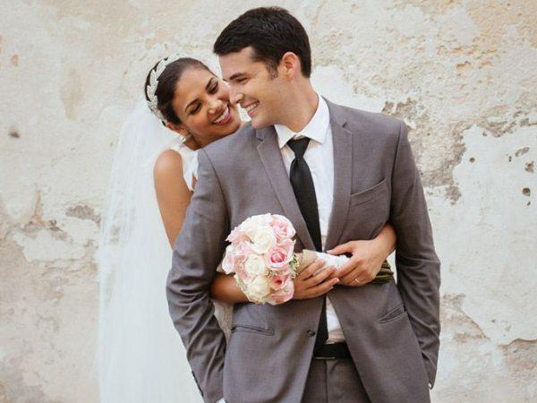 Mini wedding Rio de Janeiro casal no restaurante Nomangue