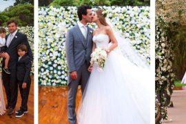 Casamento MX Marina Ruy Barbosa e Xandinho Negrão