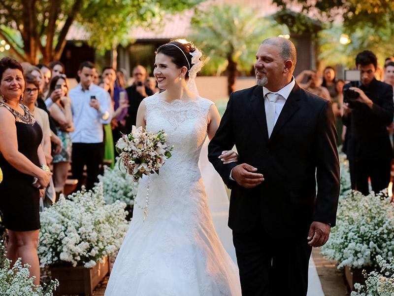 Casamento no campo Bruna e Thiago