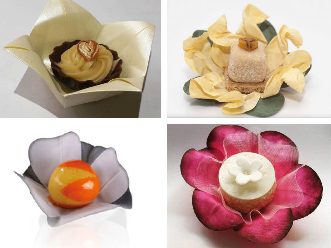 Decoração de mesa de doces personalizados