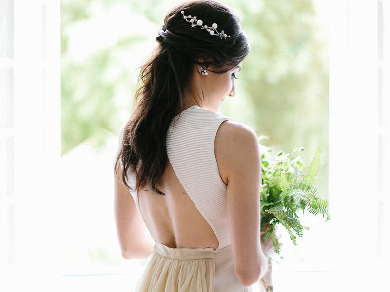 Joias de casamento Carol Bassi coleção 2017