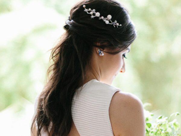 Joias para noiva Carol Bassi pérolas coleção 2017