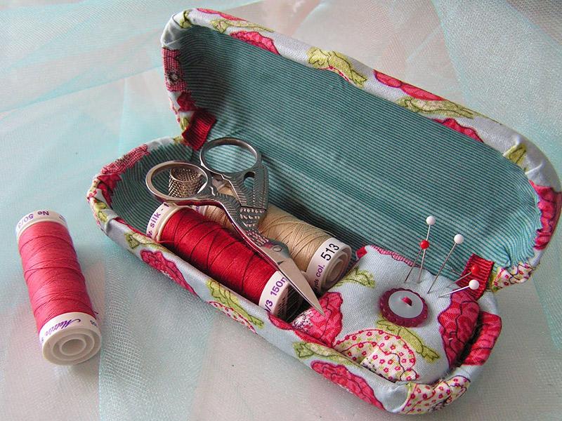 Kit festa casamento como montar kit de costura