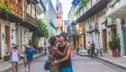 Lua de mel pelo mundo Bruna e Filipe