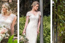 Vestido de noiva nova coleção estilista Karen Rodrigues