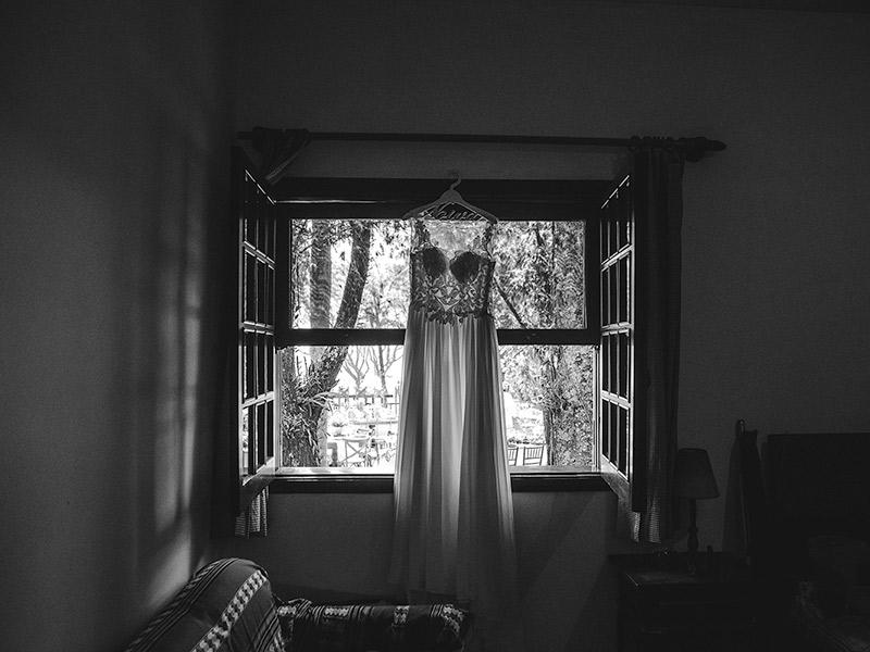 Casamento DIY Tafate vestido de noiva