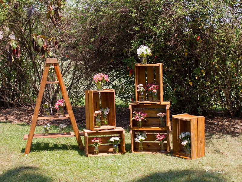 Casamento DIY decoração