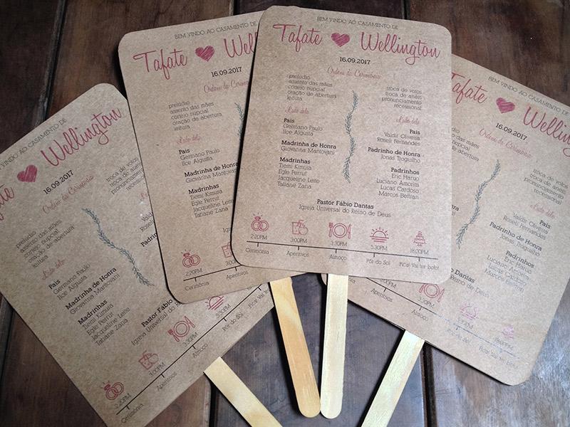 Casamento DIY papelaria