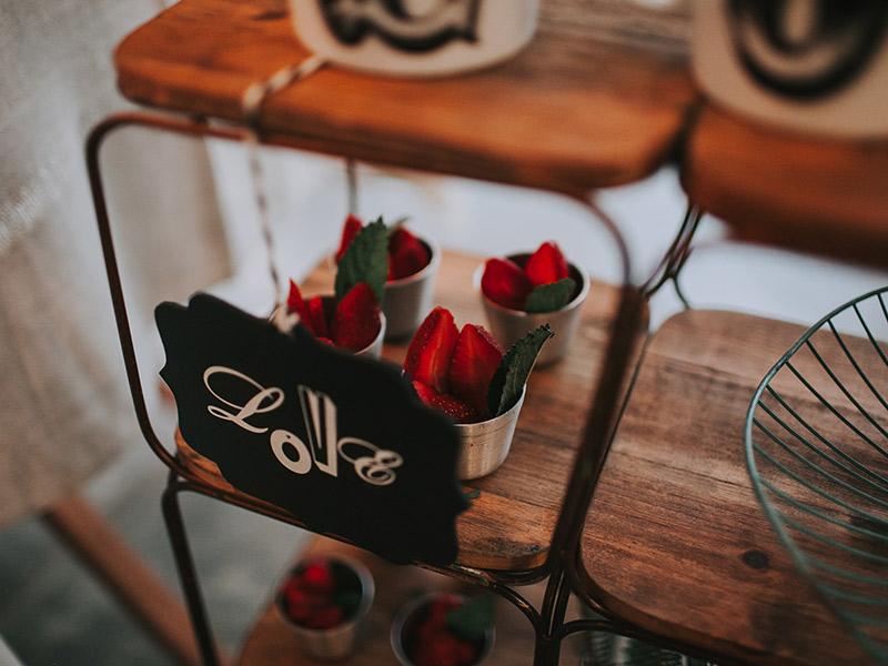 Casamento boho chic decoração
