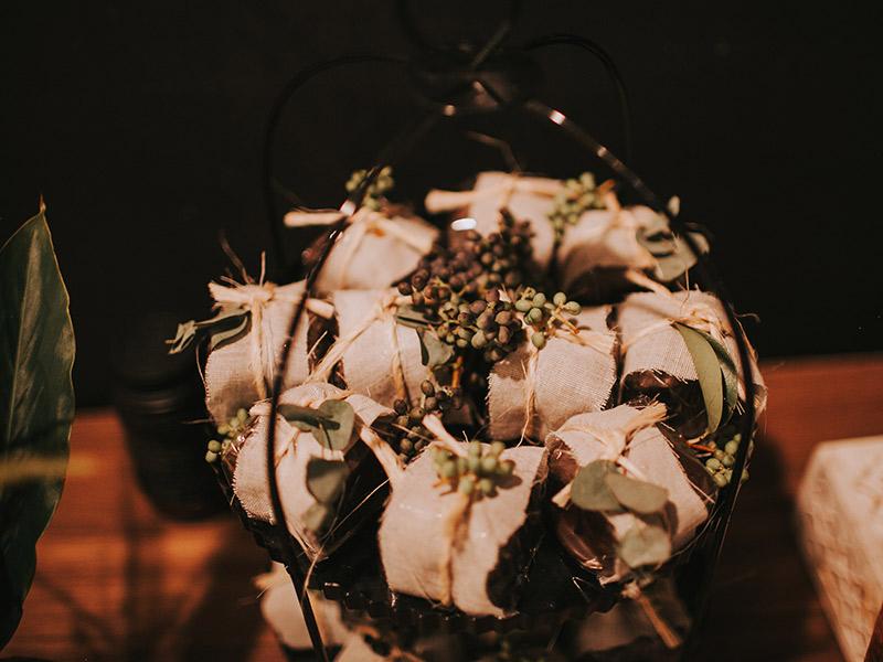 Casamento boho chic decoração bem casado