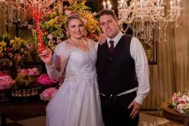 Casamento no campo Juliana e Rafael