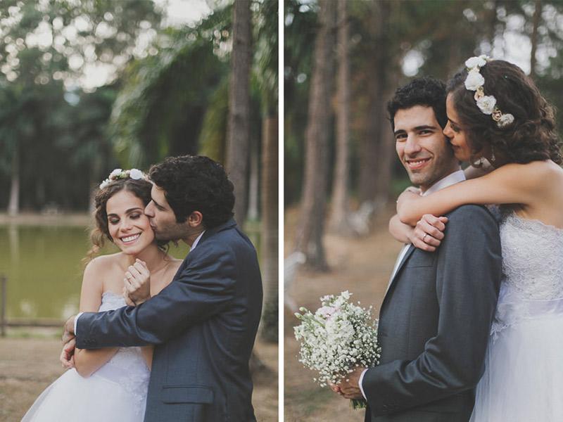 Como organizar as fotos do casamento noivos