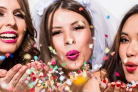 Como fazer chá de casamento com tema de carnaval
