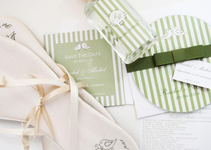 Rasteirinha, spray e outras lembrancinhas de casamento para convidados