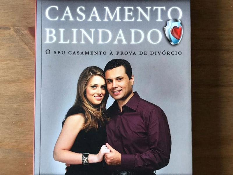 Livro casamento blindado ensina a superar os conflitos da relação. Foto: Divulgação